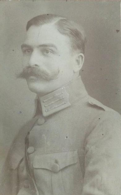 Андрій Гулий-Гуленко в 1921 році