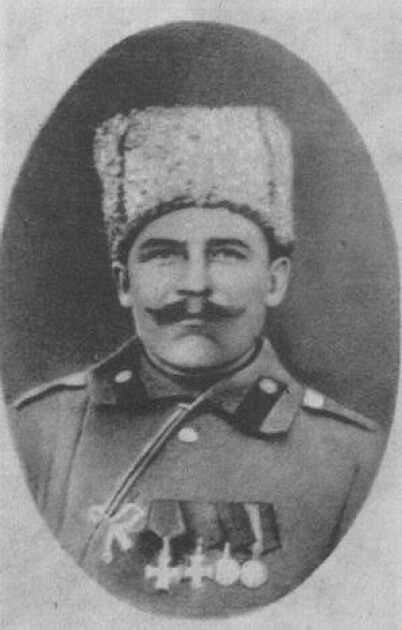 Трохим Вдовиченко, уповноважений РРПУ в Бердянському повіті