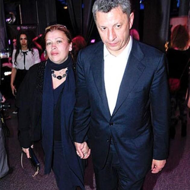 Юрій Бойко з дружиною/espreso.tv