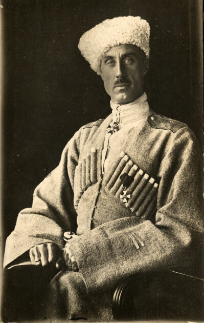 Генерал Петр Врангель