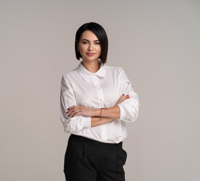 Депутат Киевсовета Людмила Костенко