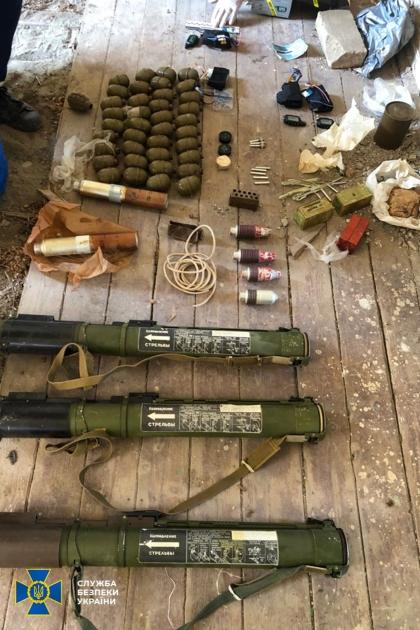 Правоохранители выясняют, где мужчина взял боеприпасы