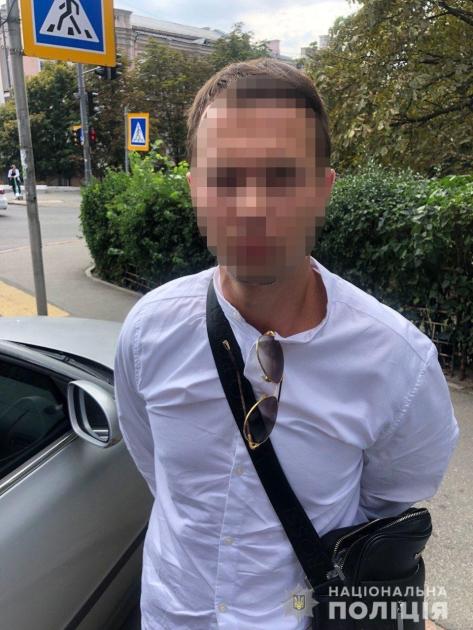 Підозрюваний — 39-річний уродженець Донеччини