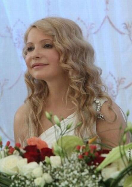 Тимошенко в 2010 году