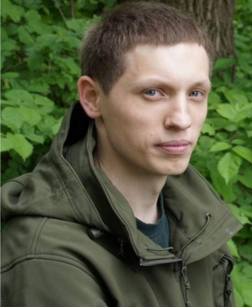 Син Олександра Турчинова Кирило