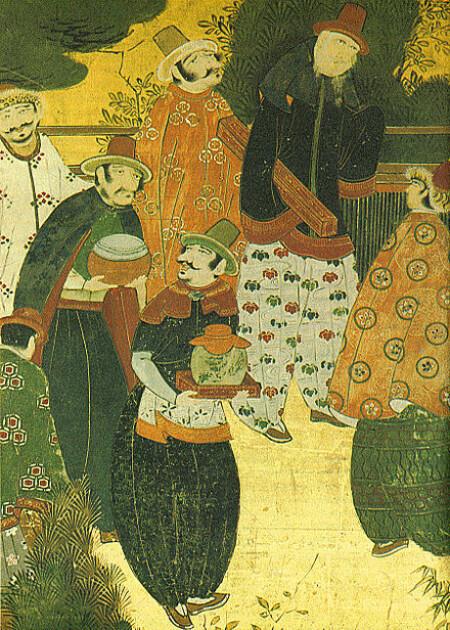 Голландские купцы глазами японцев Нового времени