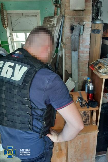 Во время спецоперации в Кропивницком задержали одного из лидеров банды