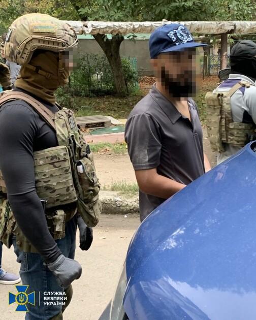 В Одесі затримано бойовика ІД