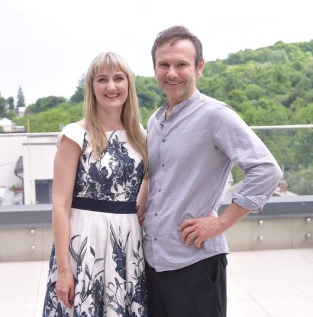 Наталья Пипа и Святослав Вакарчук/facebook.com/GolosZmin