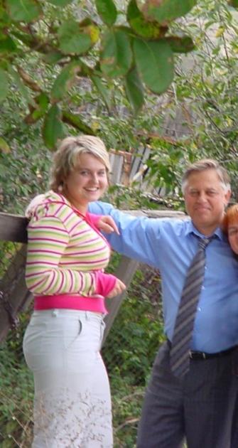 Петро Симоненко та Оксана Ващенко, 2004 р