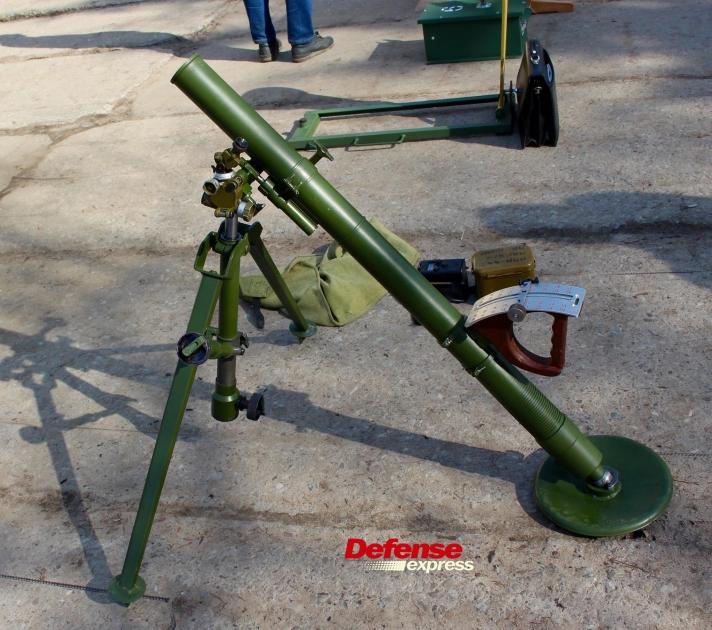 Миномет М60-16 «Камертон» от завода «Маяк»