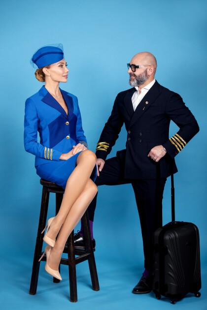 Дизайнер Серж Смолін створив форму для бізнес-авіації