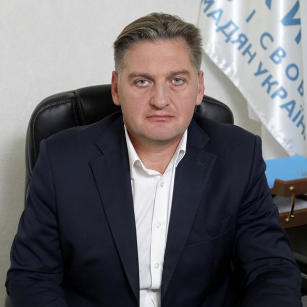 Муж Василевской-Смаглюк Игорь Смаглюк