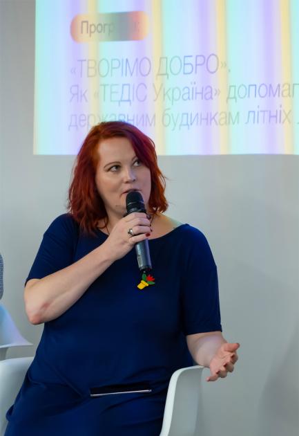Ольга Сантарович, шеф-редактор Видавничої групи «Картель»