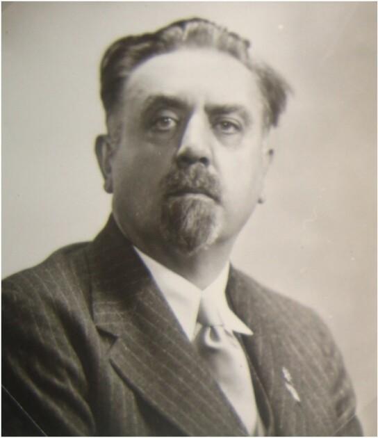 Яромір Нечас – впливовий чеський соціал-демократ, що прибув разом з Винниченком до Москви в травні 1920 р.