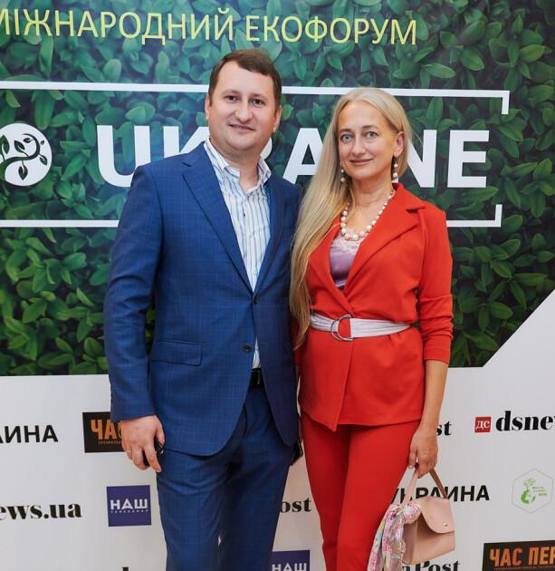 Организаторы экологического форума ECO UKRAINE