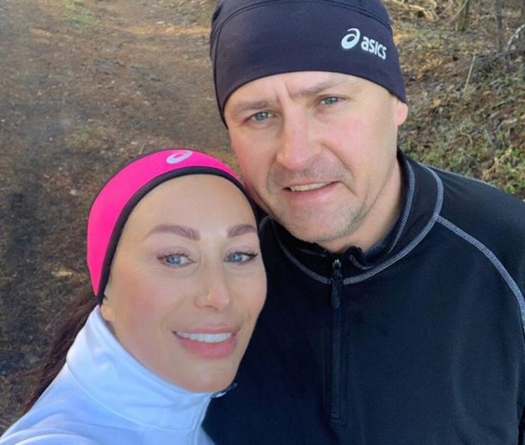 Борис Філатов разом з дружиною Мариною займаються спортом / Instagram
