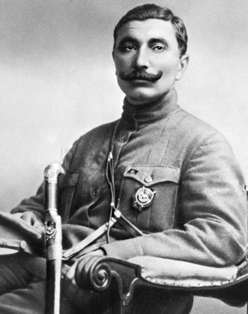 Командарм Конной армии Семен Буденный