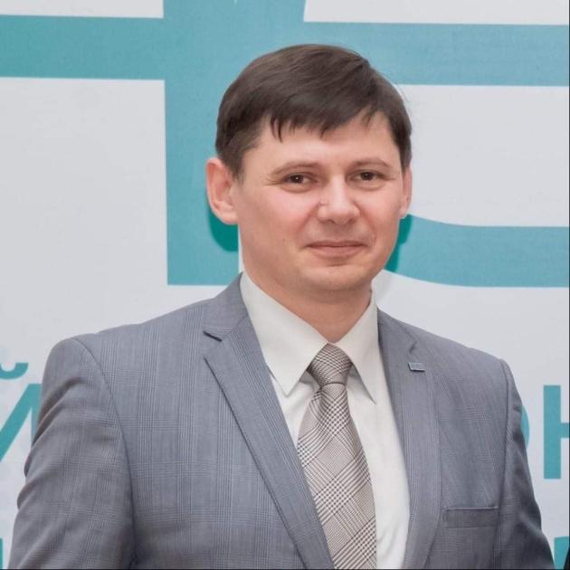 В.о. ректора Державного університету економіки і технологій Андрій Шайкан
