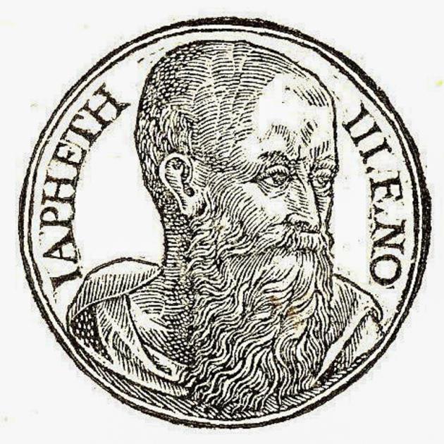 Библейский Иафет, сын Ноя и дед Ашкеназа, почитается православной церковью как один из первых святых праведников