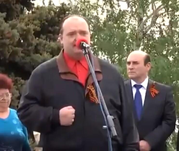 """Володимир Струк в 2014 році підтримував терористів """"ЛНР"""""""
