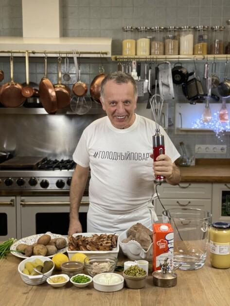 Савва Либкин рассказывает, как готовить новогоднюю утку