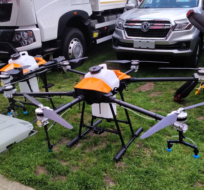 дрон для опрыскивания
