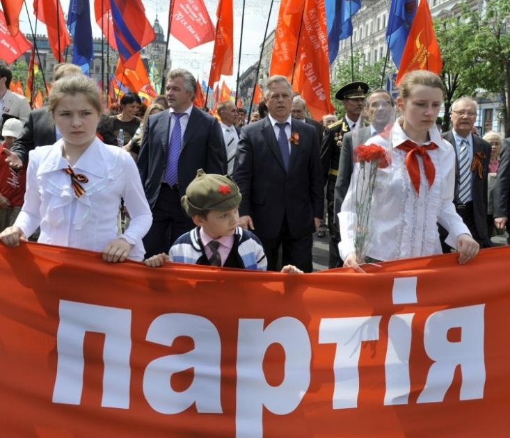 Лідер КПУ Петро Симоненко