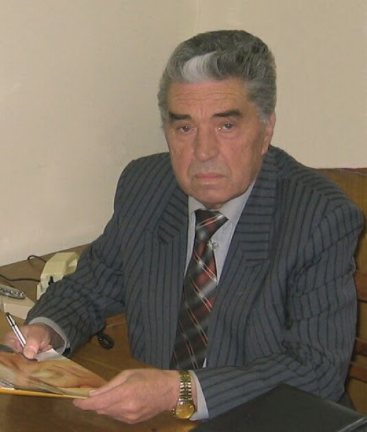 Народный депутат 1-го созыва Анатолий Бутенко