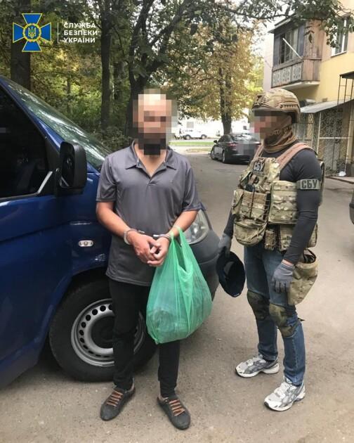 """В Одесі СБУ спіймала бойовика """"Ісламської держави"""""""