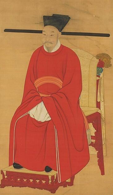 Император Гуан-цзун, знаток нектарина XII века / Wikipedia
