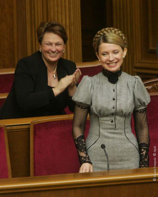 Тимошенко-премьер, 2005 год