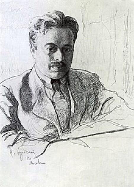 Член Реввійськради Південного фронту Бела Кун. Саме його підпис стоїть під угодою з махновцями