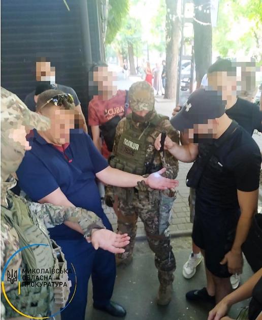 Правоохоронці затримали підозрюваних в Одесі