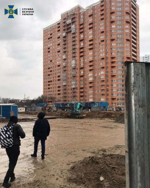 Будівництво жилого комплексу