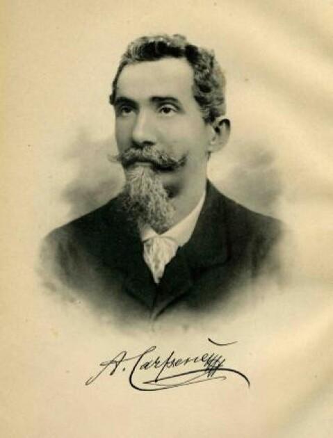 «Батько» ігристого просекко Антоніо Карпенья/Wikipedia